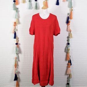 Kate Spade Textured Scuba Dress
